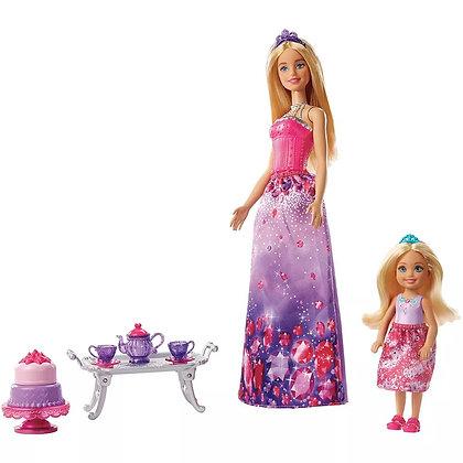 Barbie Dreamtopia Hora Del Te