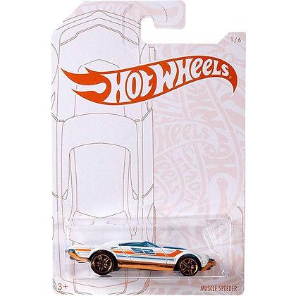 Auto Hot Wheels Muscle Speeder Edición Especial