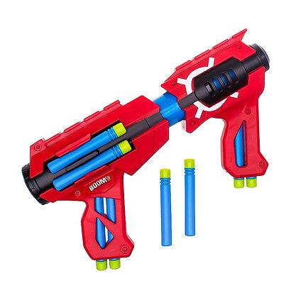 Pistola De Dardos Boom Mattel