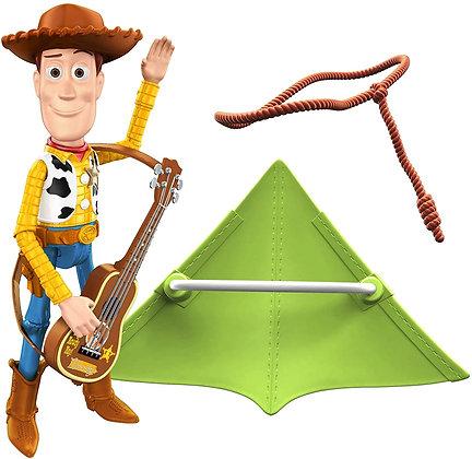 Toy Story Disney Pixar 4 Woody Y Guitarra 25 Aniversario