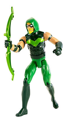 Green Arrow Arquero Verde Liga De La Justicia En Accion Dc