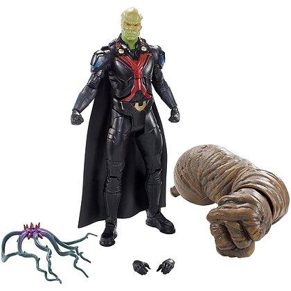 Martian Manhunter Multiverse Mattel