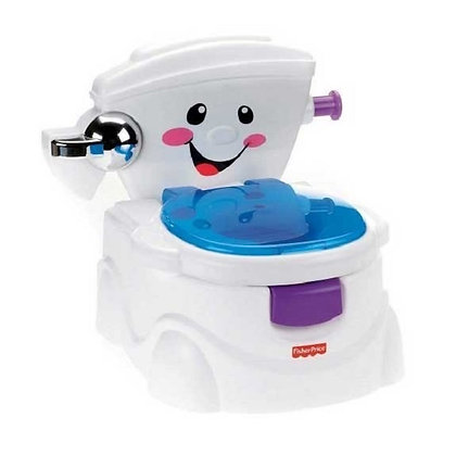 Bacinilla Carita Feliz Fisher Price