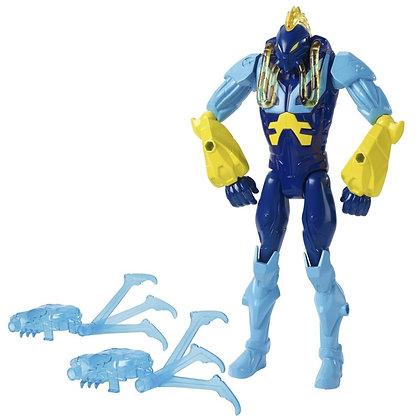 Max Steel Toxzon Garras Mutantes Original Mattel 30cm