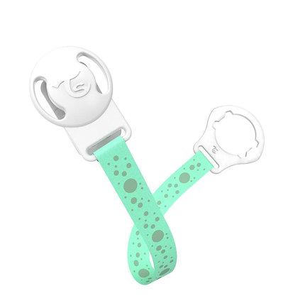 Clip Para Chupo De Entretencion Twistshake Verde