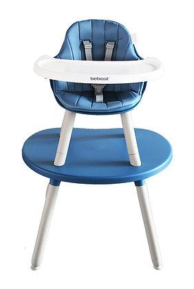 Silla Comedor Para Bebe 3 En 1 Baby Desk Bebesit Azul