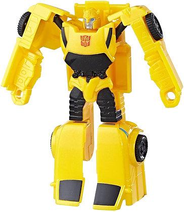 Figura 2 En 1 Bumblebee Original Hasbro Transformers 18 Cm