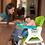 Thumbnail: Silla Comedor Para Bebe 2 En 1 Escritorio Caddy Prinsel