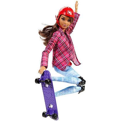 Barbie Movimientos Deportivos