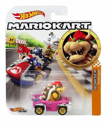 Auto Hot Wheels Mariokart Original Mattel Bowser