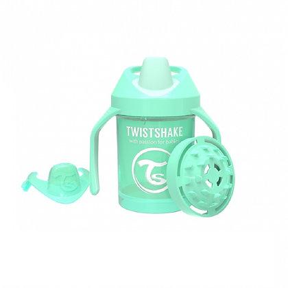 Vaso Entrenador 7oz Twistshake Verde