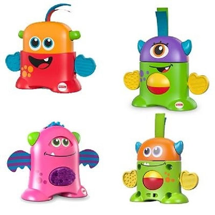Mini Monstruos Animados Fisher