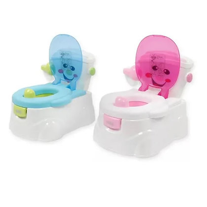 Vasenilla Inodoro Tipo Baño Para Bebe Portátil 2 Colores