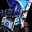 Thumbnail: Coche Twister Azul Bebesit