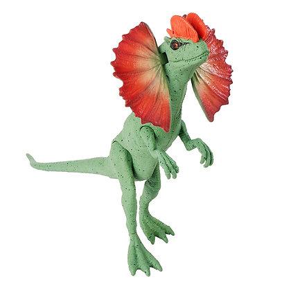 Jurassic World Dilophosaurus Mattel