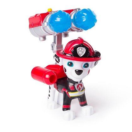 Paw Patrol Ultimate Rescue Marshall Rescate Canino Lanzador