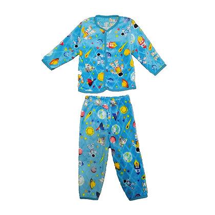 Pijama Termica Sueñitos Niño