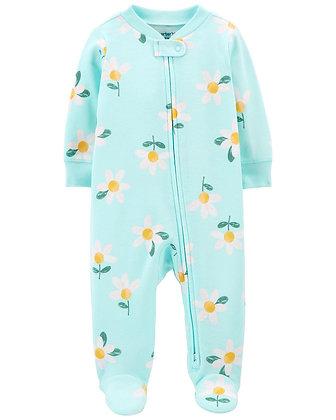 Pijama Carters Margarita Celeste