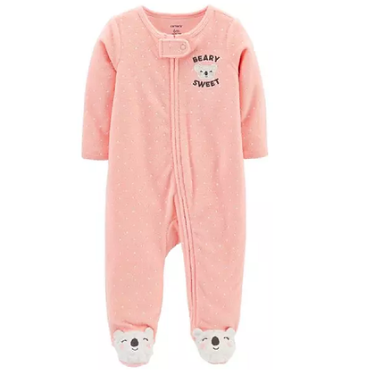 Pijama Osito Rosa