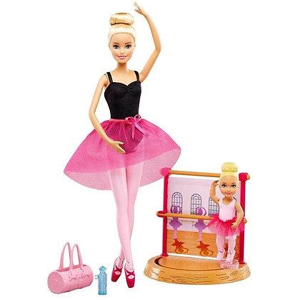 Barbie Maestra De Ballet Mattel