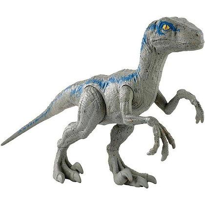 Velociraptor Blue Jurassic World Mattel