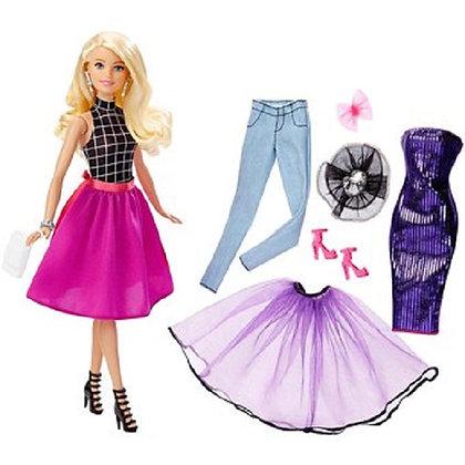 Barbie Modas A Tu Estilo