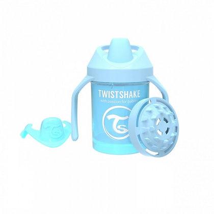 Vaso Entrenador 7oz 4m+Twistshake Azul