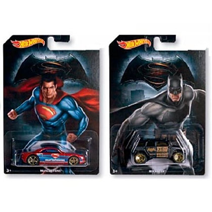 Autos De Coleccion Batman VS Superman