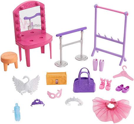 Barbie Club Chelsea Bailarina Ballet Original Mattel