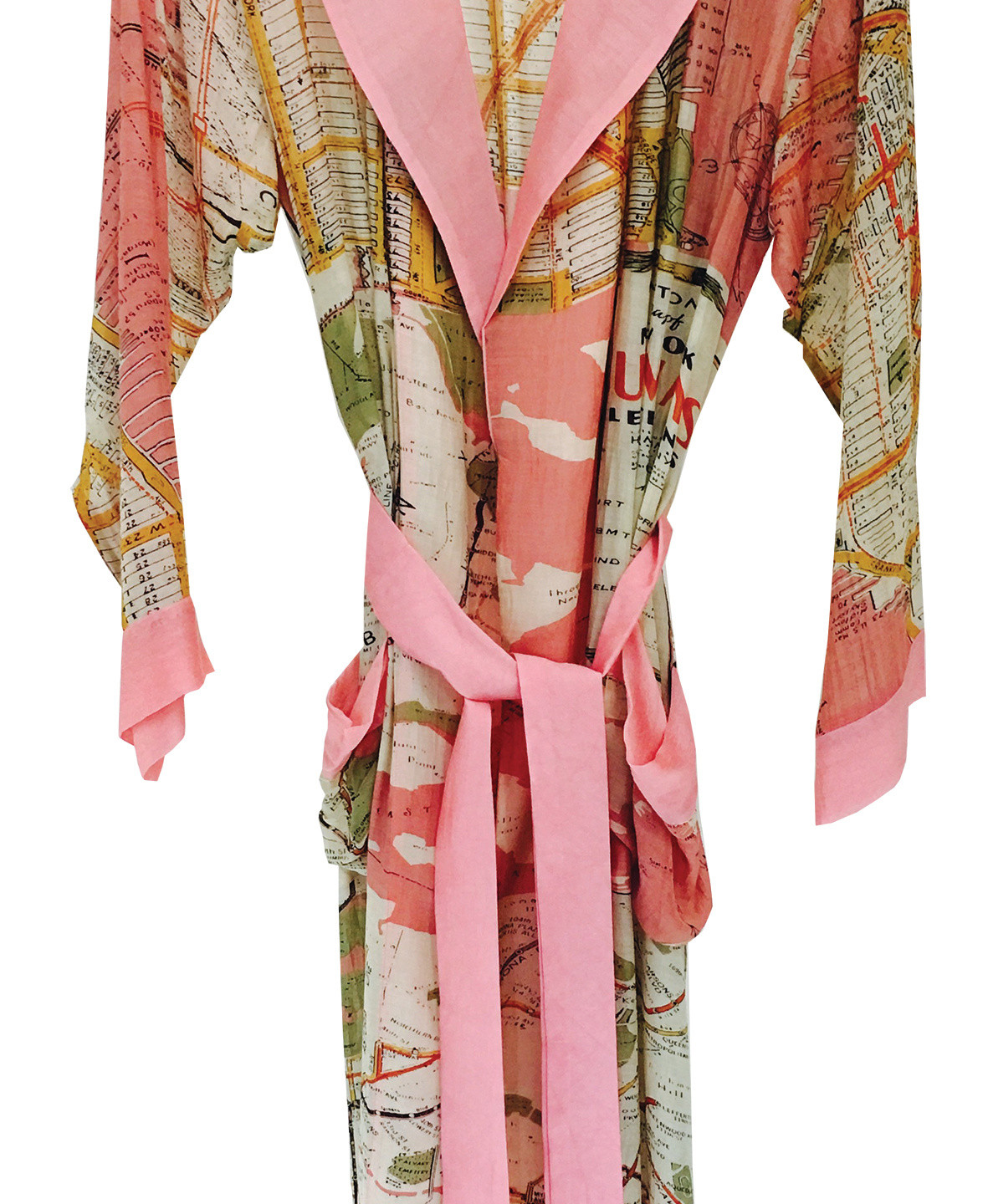 Time for another bed time trend ROBE £75, ECLECTIC