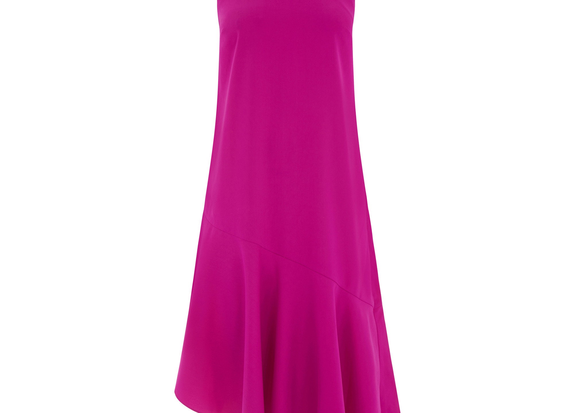 Play around with different lengths RUFFLE HEM DRESS £69, WAREHOUSE AT VOISINS
