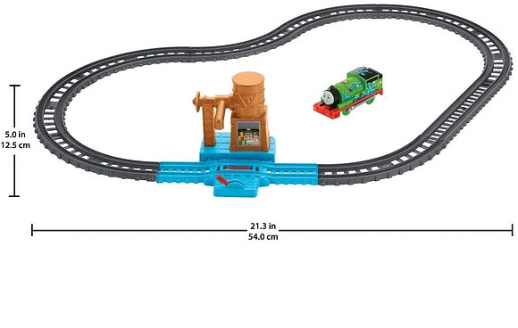 Pista De Autos Thomas And Friends Circuto Torre De Agua