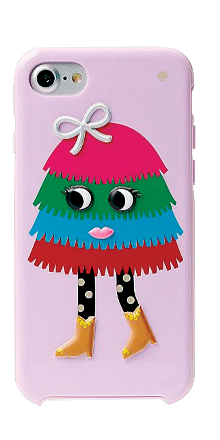 It's the little things... MAKE YOUR OWN IPHONE CASE £45, KATE SPADE AT VOISINS