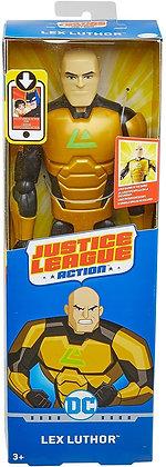 Figura Lex Luthor Liga De La Justicia En Acción Dc Original