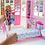 Thumbnail: Barbie Casa Glam Amoblada Con Muñeca Incluida Original 60cm