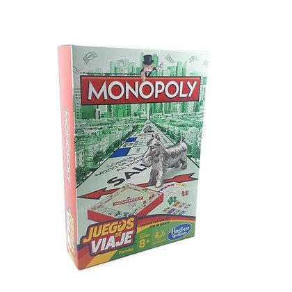 MONOPOLY JUEGOS DE VIAJE