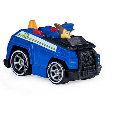 Auto Vehículo Paw Patrol True Metal Metálico Chase Original