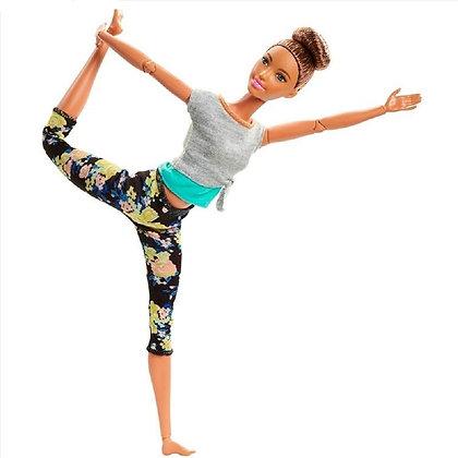 Barbie Movimientos Flexibles