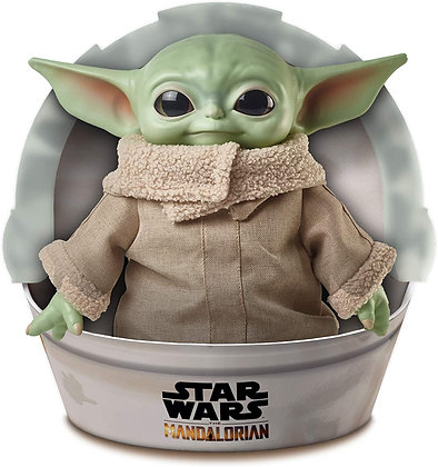 The Child Bebe Yoda The Mandalorian Peluche Star Wars Figura