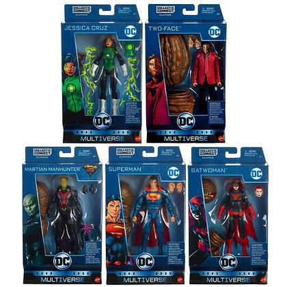 Figura Dc Batwoman Multiverse Colección Original Mattel