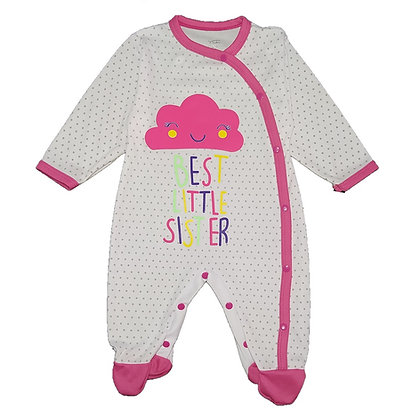 Pijama Nube Sueñitos Fucsia