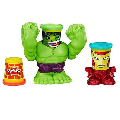 Hulk Playdoh Hasbro