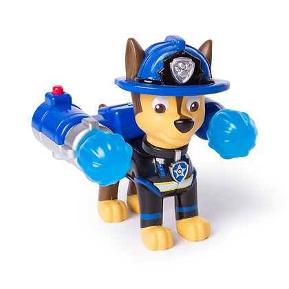 Paw Patrol Ultimate Rescue Chase Rescate Canino Lanzador