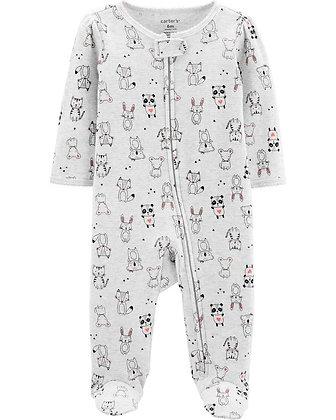 Pijama Niño Animales Carters