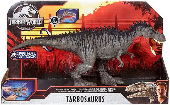 Jurassic World Dinosaurio Tarbosaurus Primal Attack