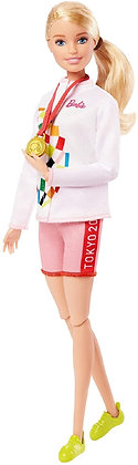 Barbie Juegos Olimpicos Tokyo 2020 Muñeca Escalada Deportiva