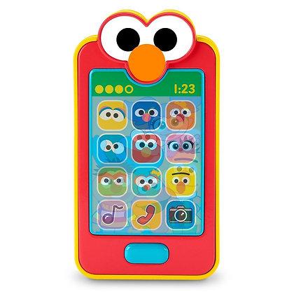 Telefono Smartphone Habla Con Elmo Fisher