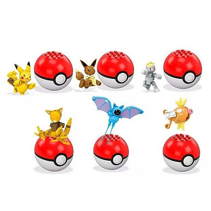 Pokemon Pokebola Generación 1