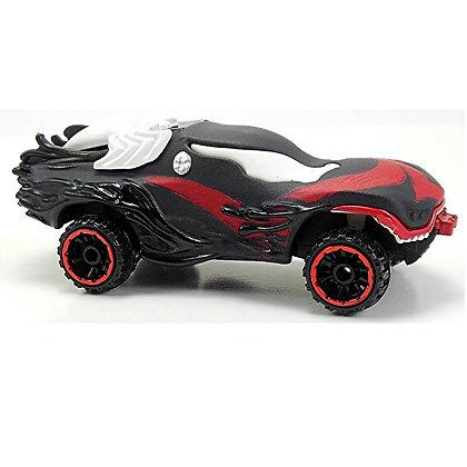 Auto Venom Marvel Hotwheels
