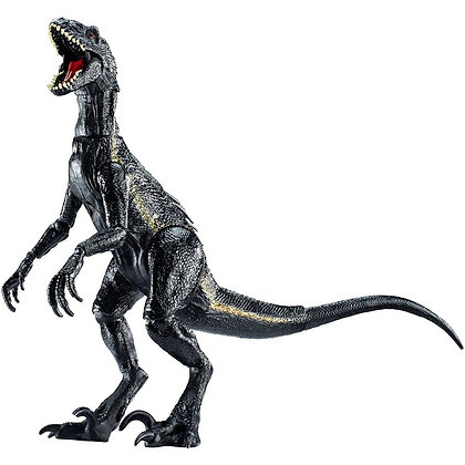 Jurassic World Indoraptor Super Articulado Mattel